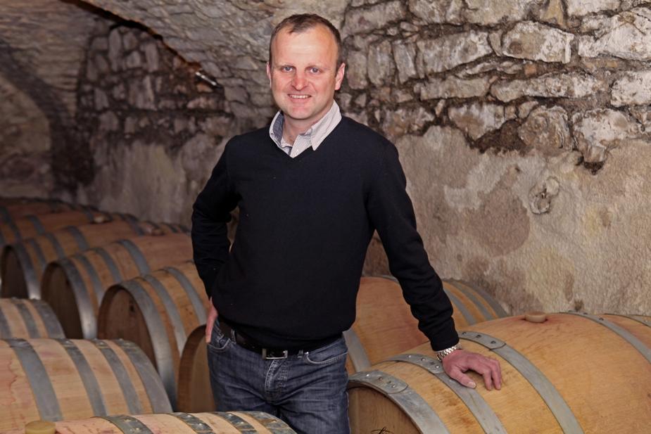 zzz Regis Valentin Vigneron du Chateau de Lancyre AOC Coteaux du Languedoc Pic Saint Loup